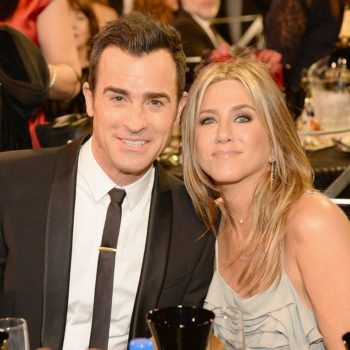 The cutest pictures of Jennifer Aniston and Justin Theroux to stare at while you cry today