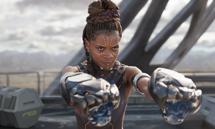 "Here's what else Letitia Wright, the best part of ""Black Panther,"" has been in"