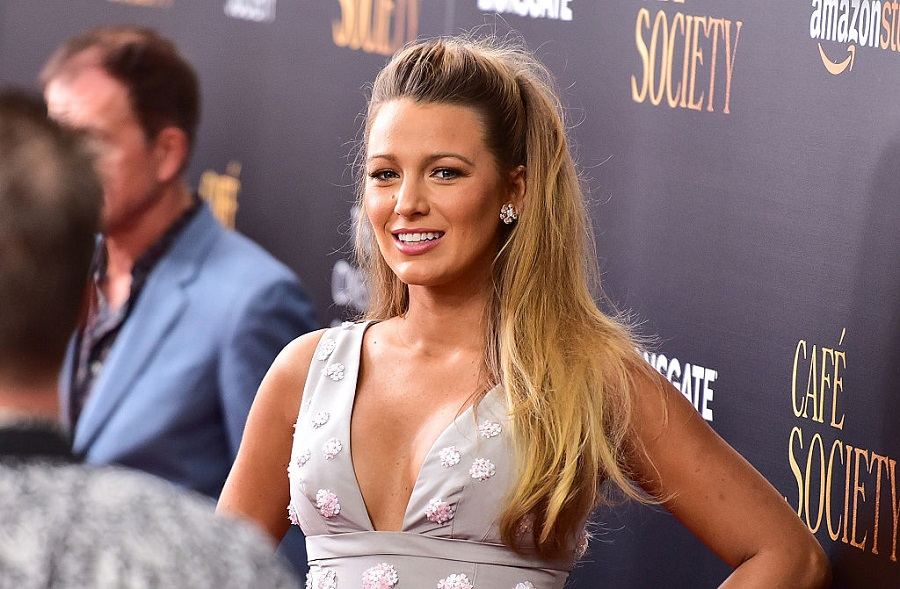 Blake Lively's daughter totally called her out on not wearing pants