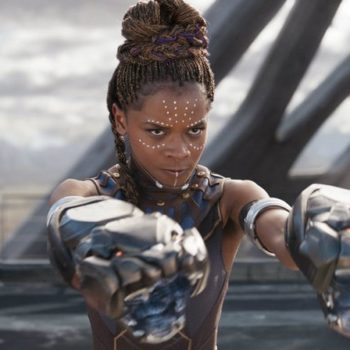 """""""Black Panther's"""" Shuri is maybe the best Disney Princess ever, and Twitter agrees"""