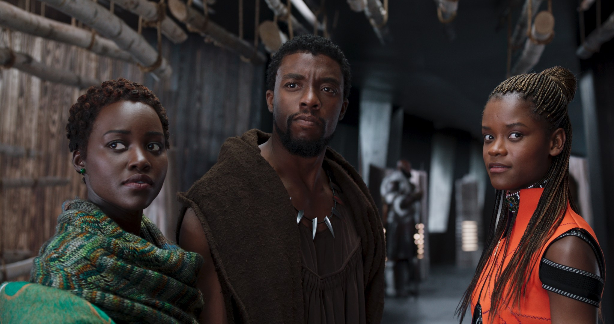 "Horrible humans are falsely claiming that black people assaulted them at ""Black Panther"" showings"