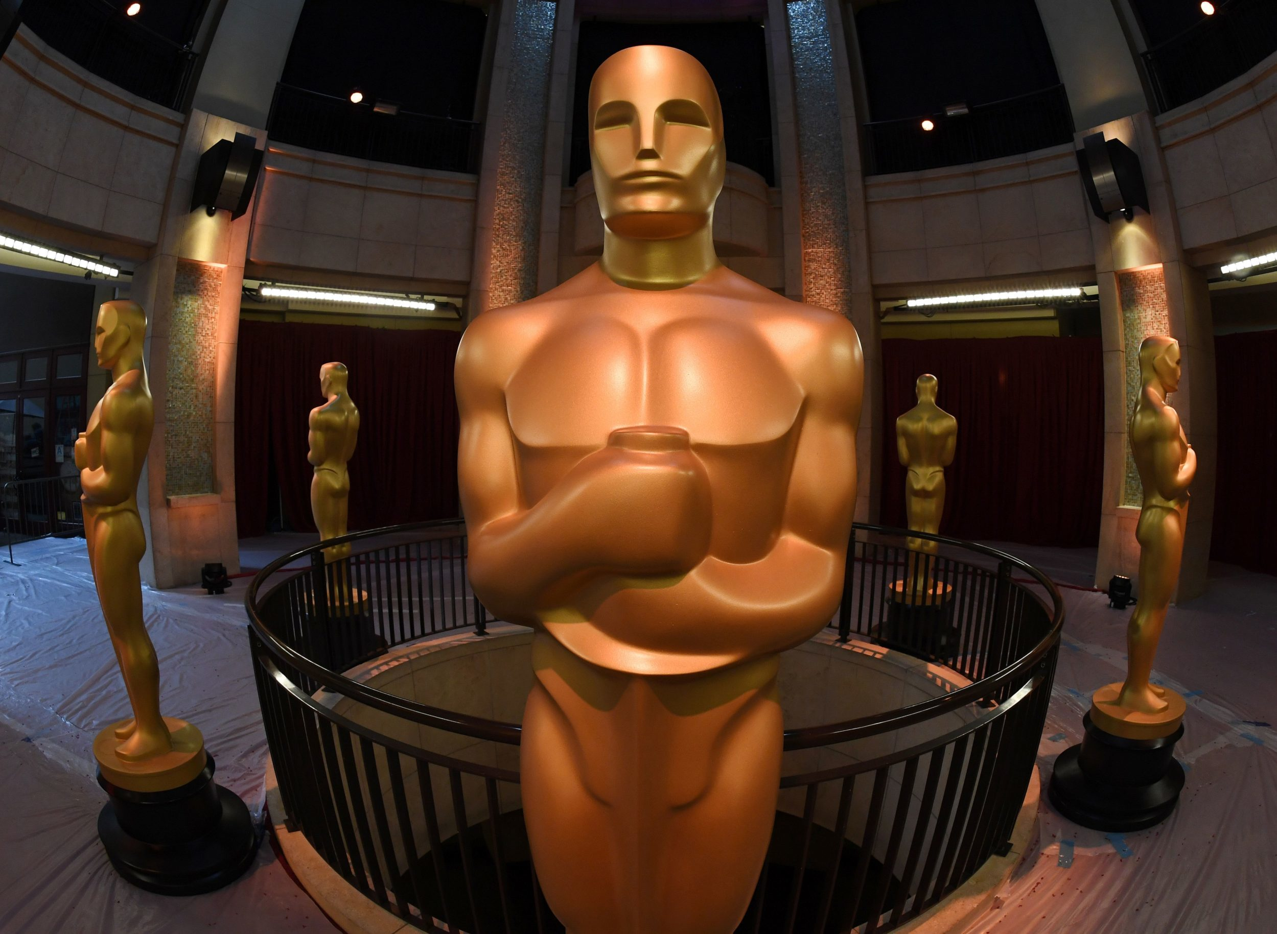 Where are the Oscars being held? The venue is fit for Hollywood royalty