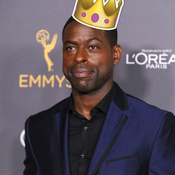 """Thanks to """"Black Panther,"""" Sterling K. Brown is now, technically speaking, a Disney Prince"""