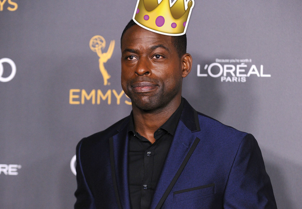 "Thanks to ""Black Panther,"" Sterling K. Brown is now, technically speaking, a Disney Prince"