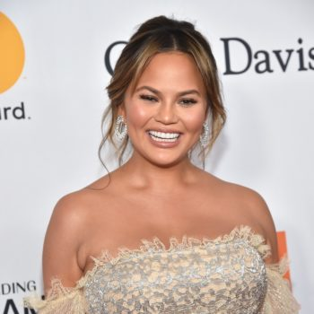Chrissy Teigen is trolling her friends so hard with the worst Presidents' Day pun ever