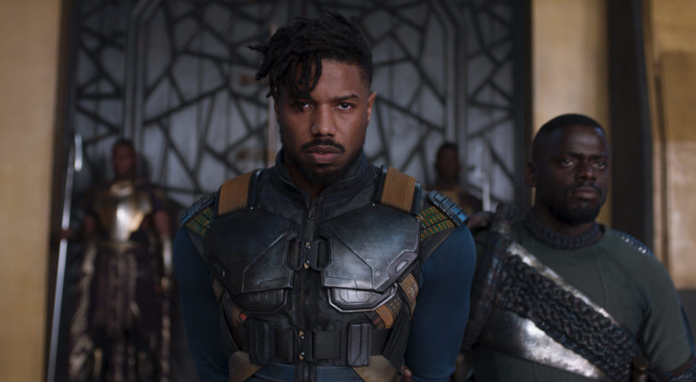 "We know who Erik's dad is in ""Black Panther,"" but will we ever learn more about his mom?"