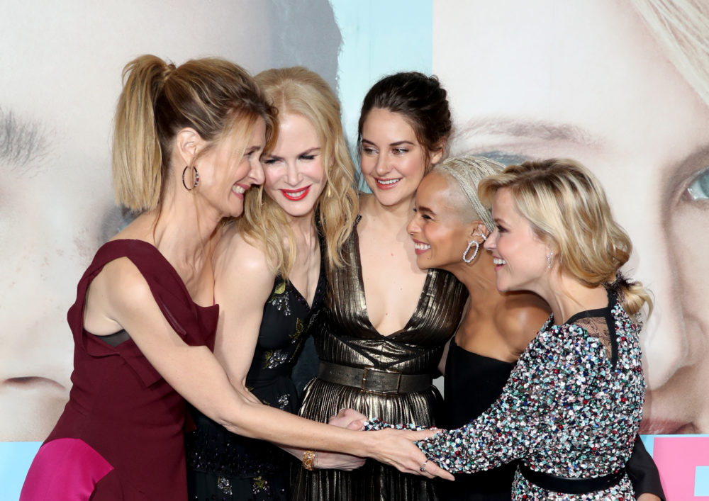 "Pop a bottle of rosé, *everyone* in Monterey is now returning for ""Big Little Lies"" Season 2"