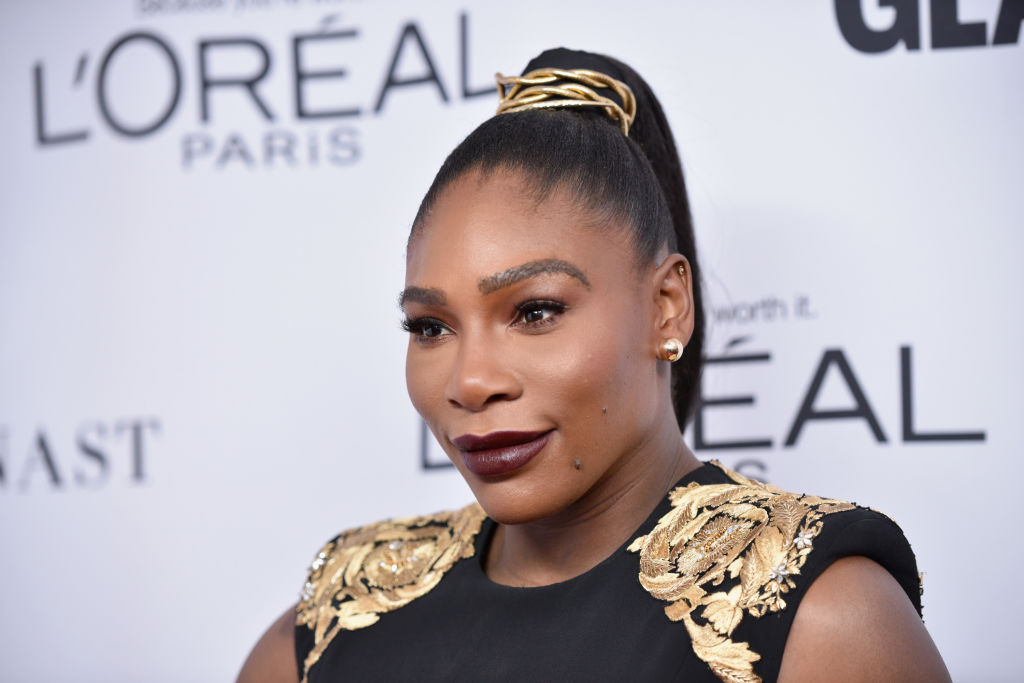 "Serena Williams surprised a group of girls with a ""Black Panther"" screening, proving she's a real-life superhero"