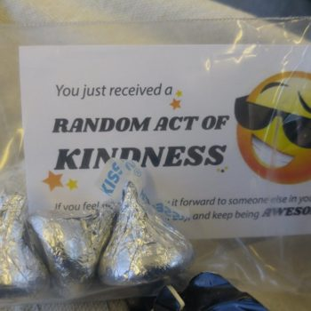 People all over the world are celebrating Random Acts of Kindness Day, and get your tissues ready