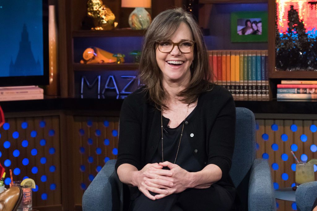 Sally Field shamelessly wants Adam Rippon to date her son, and her matchmaking skills are seriously on point