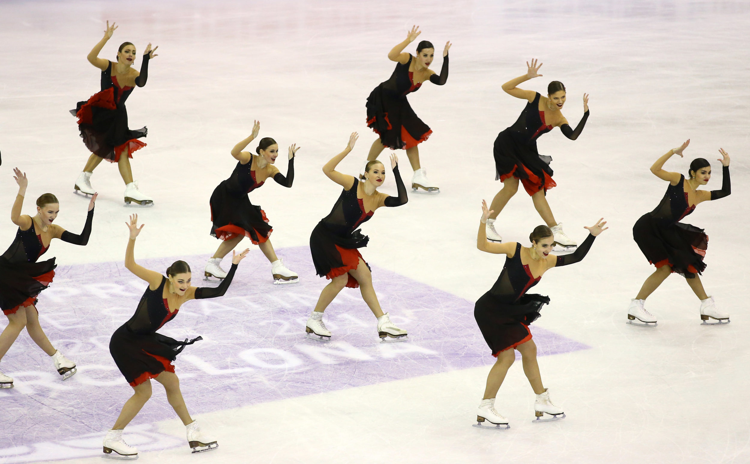 Is synchronized skating an Olympic sport? Not yet, but it could be in 2022