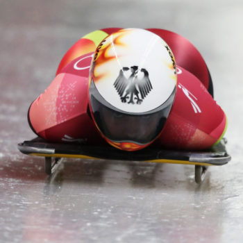 The Winter Olympics' skeleton event may be over, but these badass skeleton helmets will live on forever