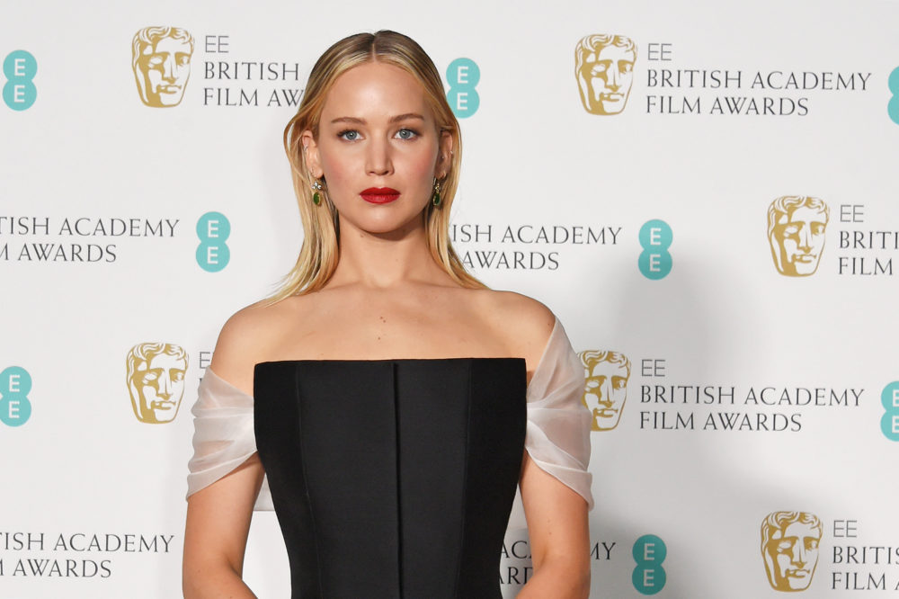 Jennifer Lawrence says she's taking a break from acting, and it's for an incredible reason