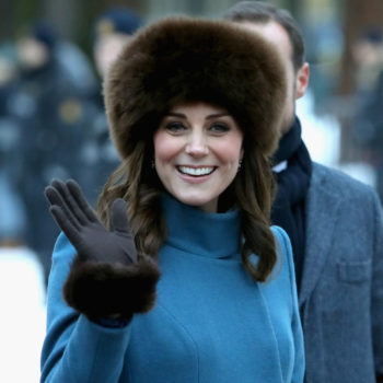 Kate Middleton didn't wear black to the BAFTAs, but there's probably a good reason why