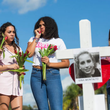 "People really think the Parkland shooting victims are ""crisis actors,"" which is vile"
