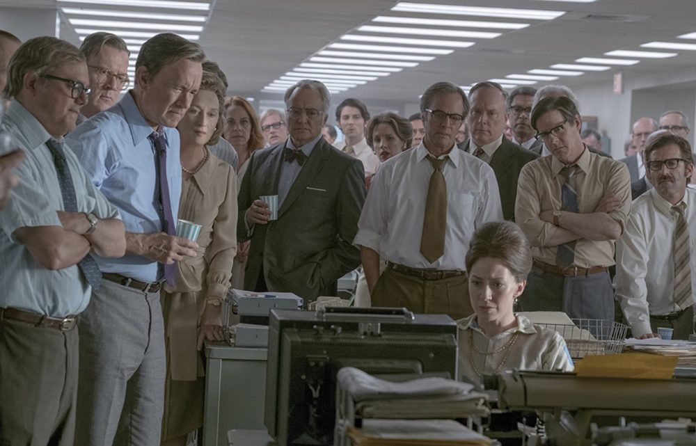 "Where to stream ""The Post,"" because the Oscars are almost here!"