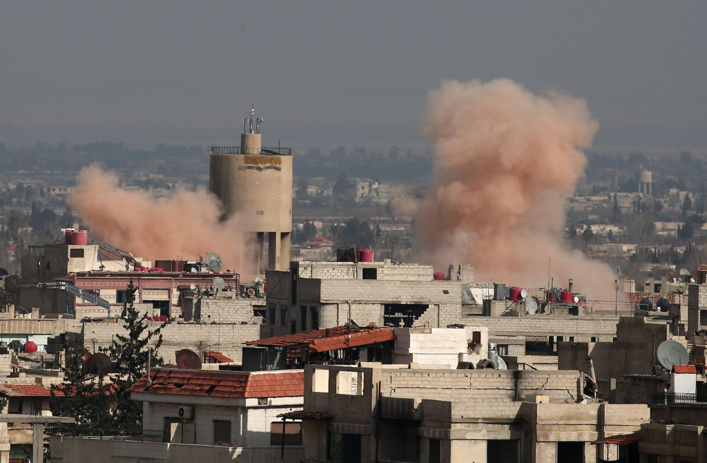 Syria's Eastern Ghouta is under siege right now, and here's what you should know