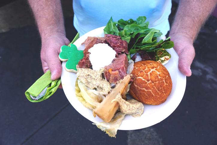 Can Catholics eat meat on St. Patrick's Day? This year, the holiday falls during Lent