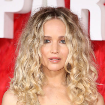 "Jennifer Lawrence claims she made people *uncomfortable* with her nudity on the set of ""Red Sparrow"""