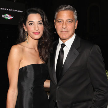 George and Amal Clooney donated $500,000 to the March For Our Lives, and they plan to be there, too