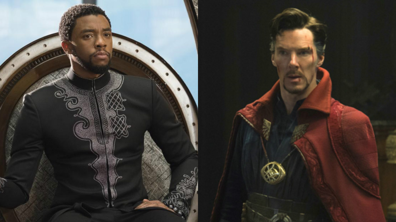 "There's a ""Black Panther"" Easter egg that connects it to ""Doctor Strange"""