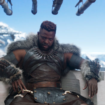 """Everything you need to know about your low-key biggest Wakandan crush in """"Black Panther,"""" Winston Duke"""