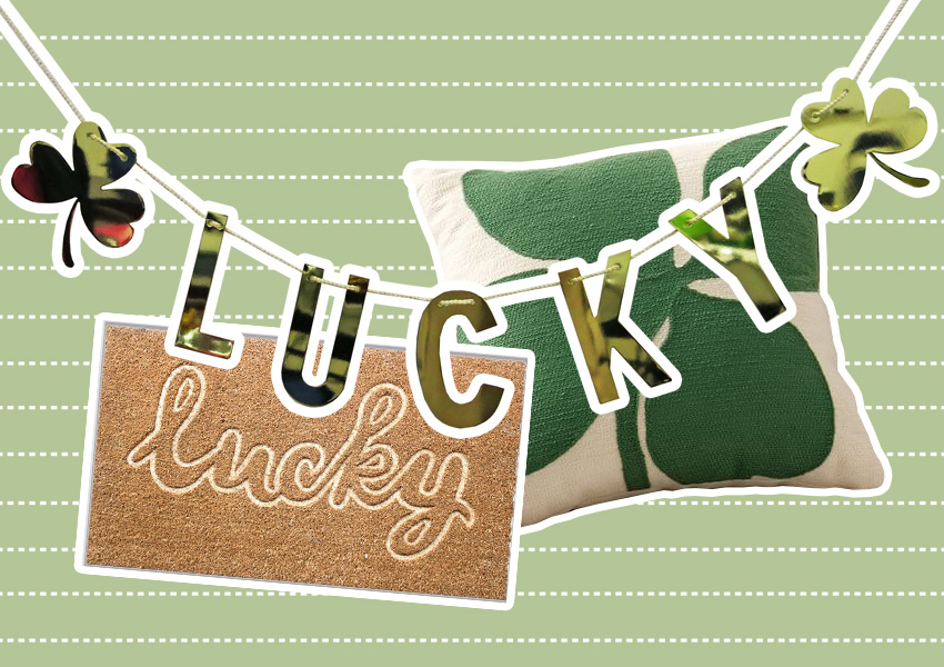 25 St. Patrick's Day decorations that will bring the luck without breaking the bank