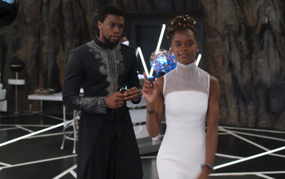"""Black Panther"" snuck in a reference to a famous internet meme, in case you missed it"