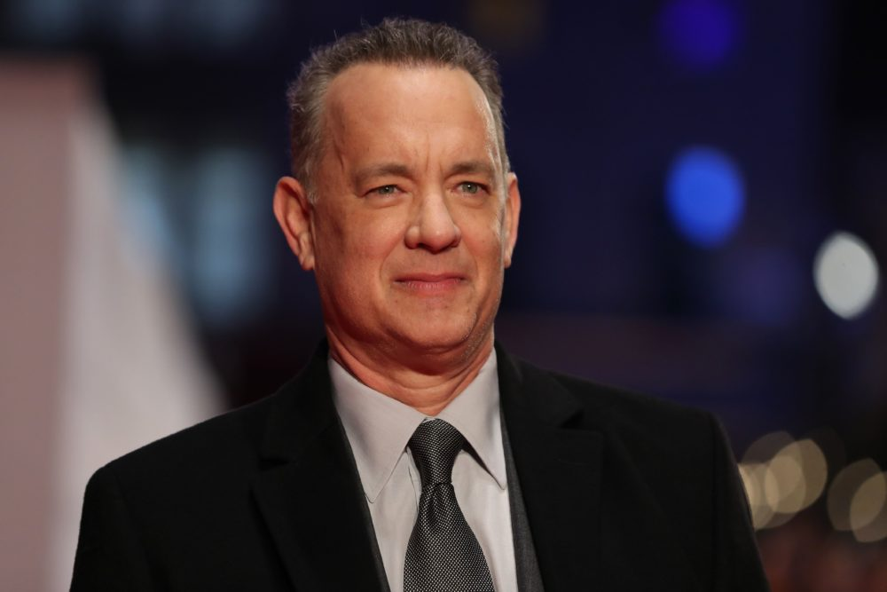 Whoa — Tom Hanks, aka America's Dad, is worth a lot of money