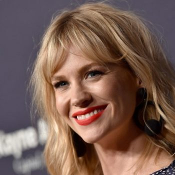 """January Jones set the record straight about whether she's dating """"The Bachelor's"""" Nick Viall"""