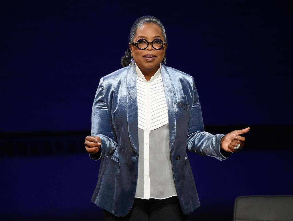 Oprah Winfrey also donated $500,000 to the March For Our Lives, and her generosity will go a long way