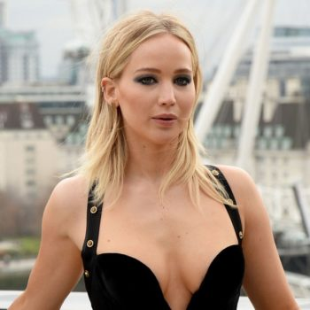 """Jennifer Lawrence clapped back against critics of her latest look, calling them """"sexist"""""""