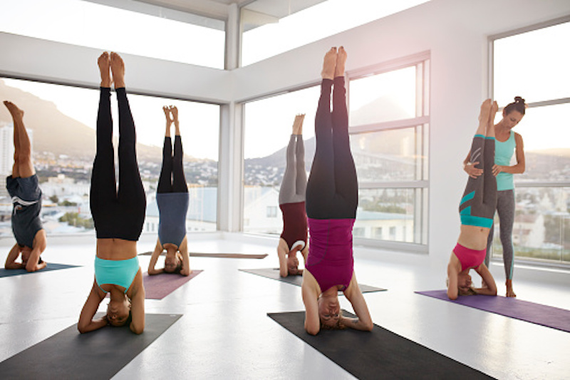 """What the """"New York Times"""" yoga pants op-ed gets wrong about women and group fitness classes"""