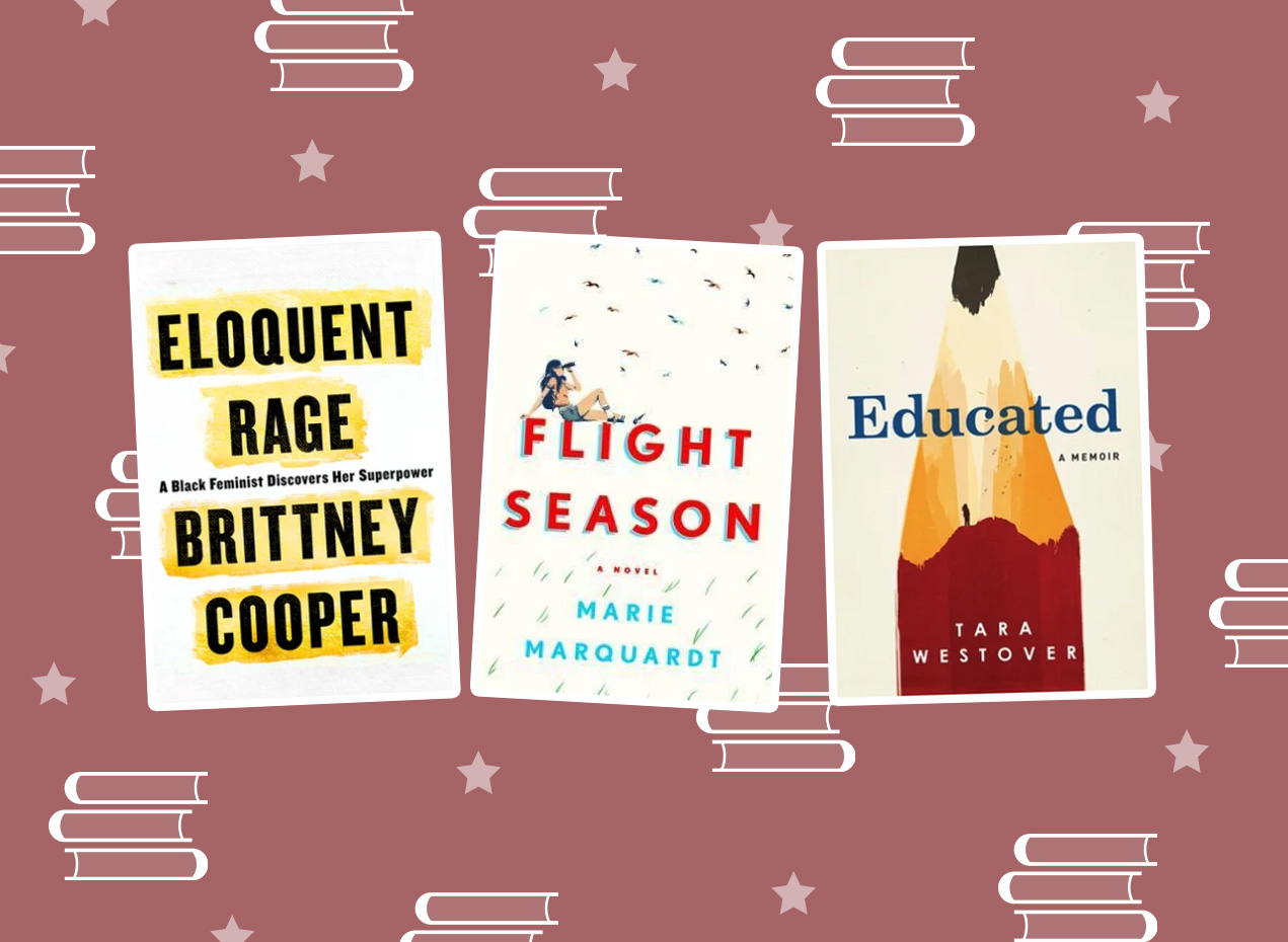 "Books coming out this week: ""Flight Season,"" ""Eloquent Rage,"" and more"