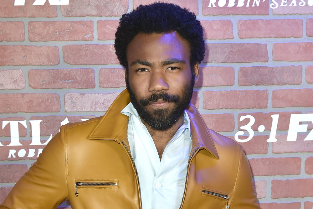 """As if we couldn't love """"Black Panther"""" any more, Donald Glover actually wrote some of the jokes in it"""