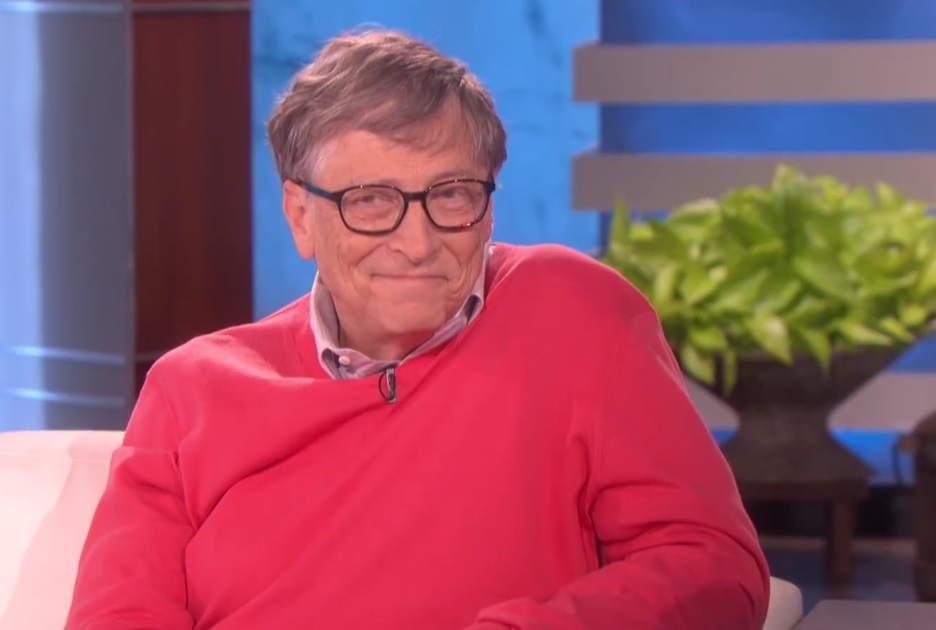 Bill Gates revealed his biggest extravagance, and we're on board