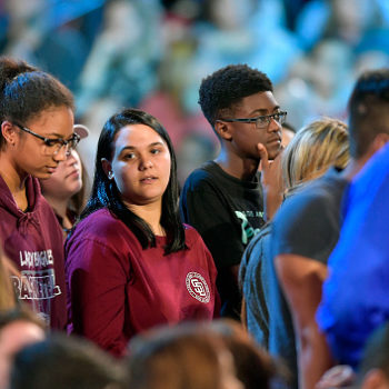 ICYMI: A transcript of what the students said at last night's town hall on gun violence