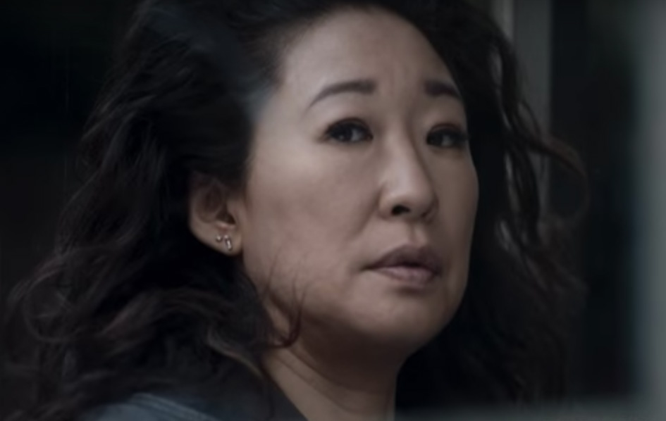 "Sandra Oh is definitely in danger in the first trailer for ""Killing Eve"""