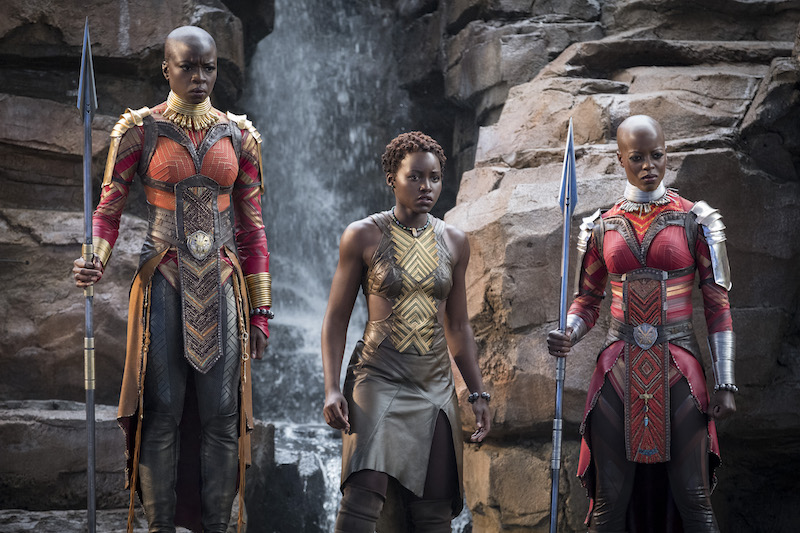 """Black Panther"" is a reminder that Black women ""never freeze"""