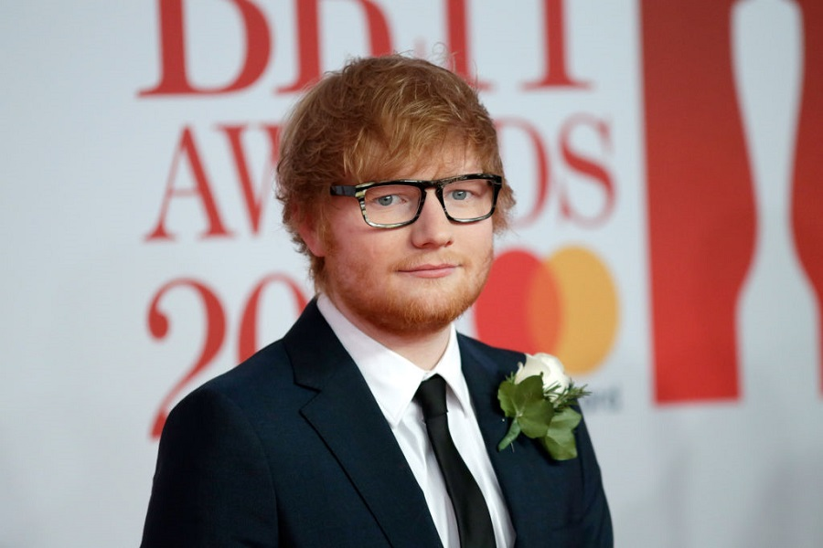 Fans think Ed Sheeran may already be married, and we're adjusting our detective's monocle