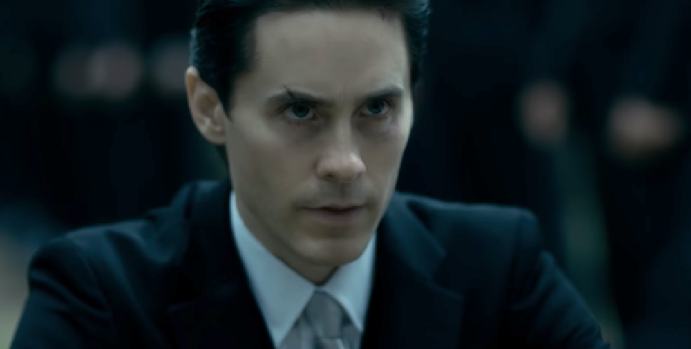 "Jared Leto takes up a gruesome life of crime in the trailer for Netflix's ""The Outsider"""