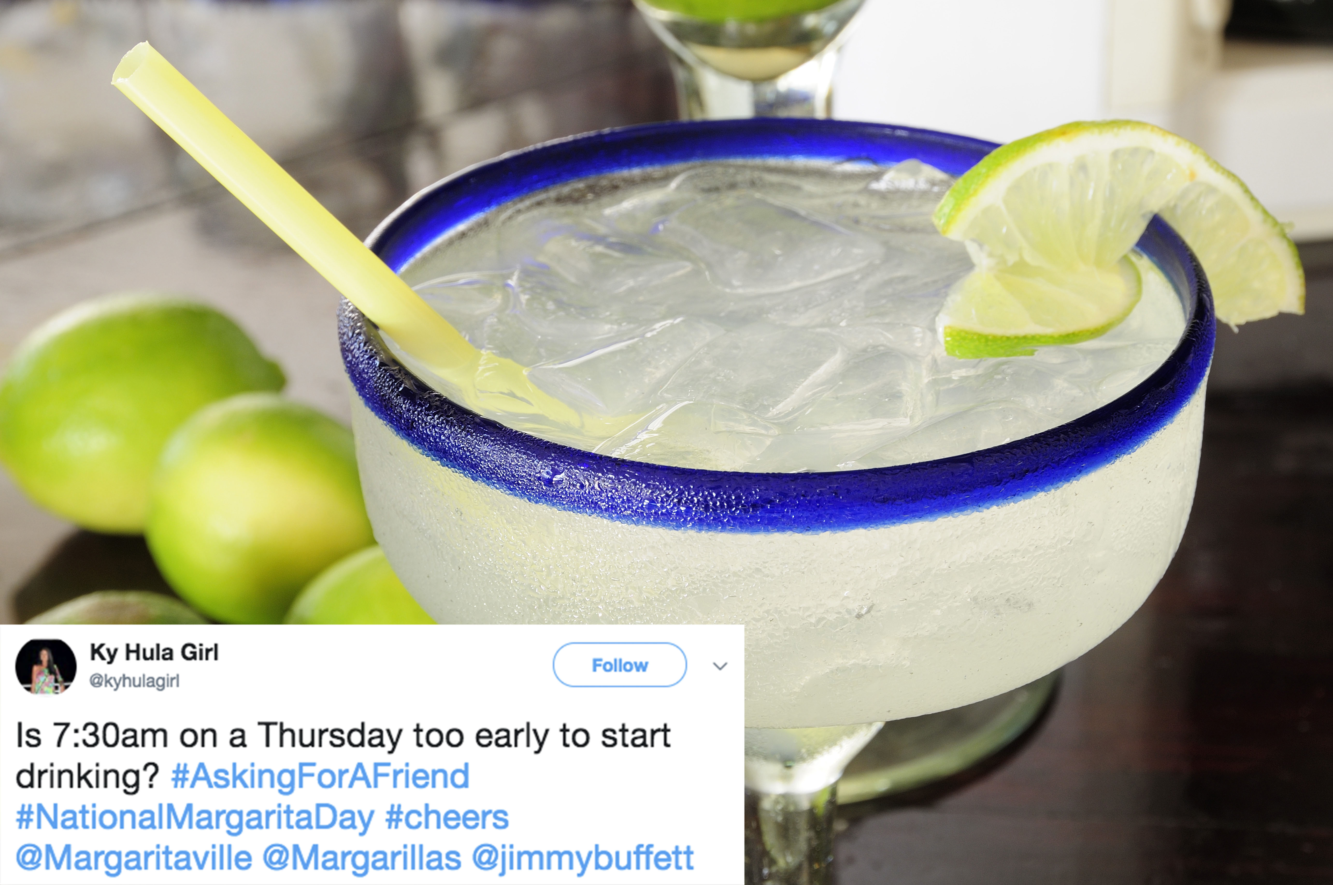 It's National Margarita Day, so here are the best celebratory memes to cheers to