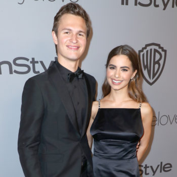 Who is Ansel Elgort dating? Get to know his long-term girlfriend, Violetta Komyshan