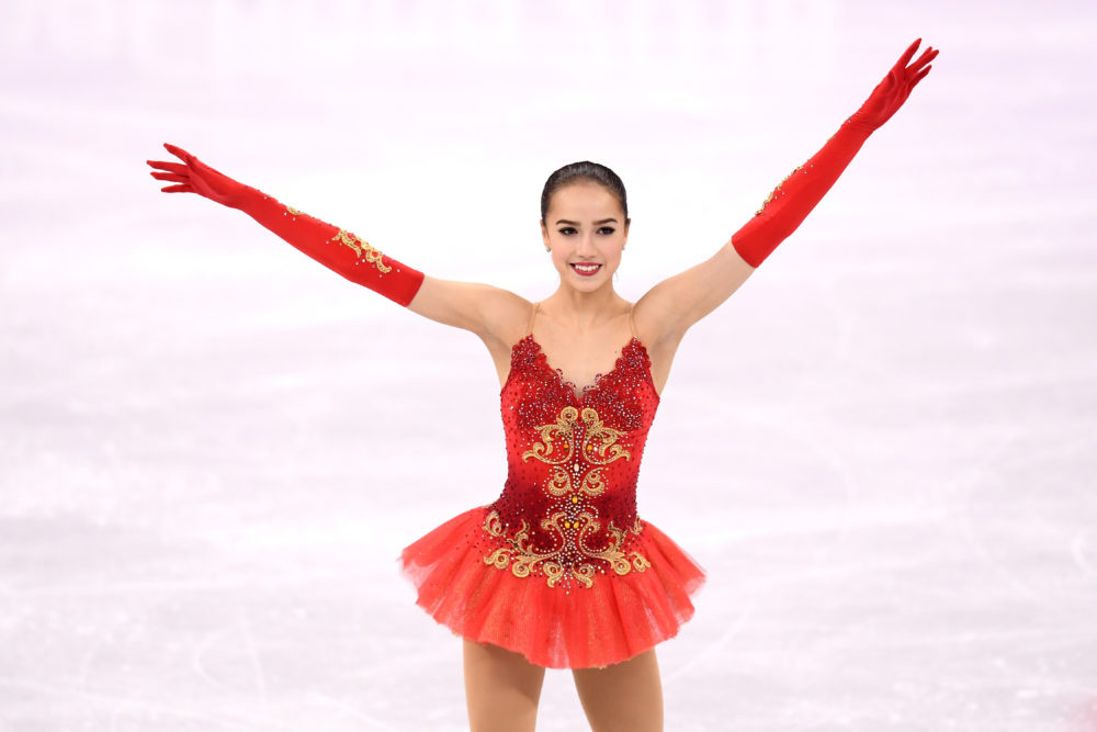 Who is Alina Zagitova, the 15-year-old Russian figure skater who just won the gold?