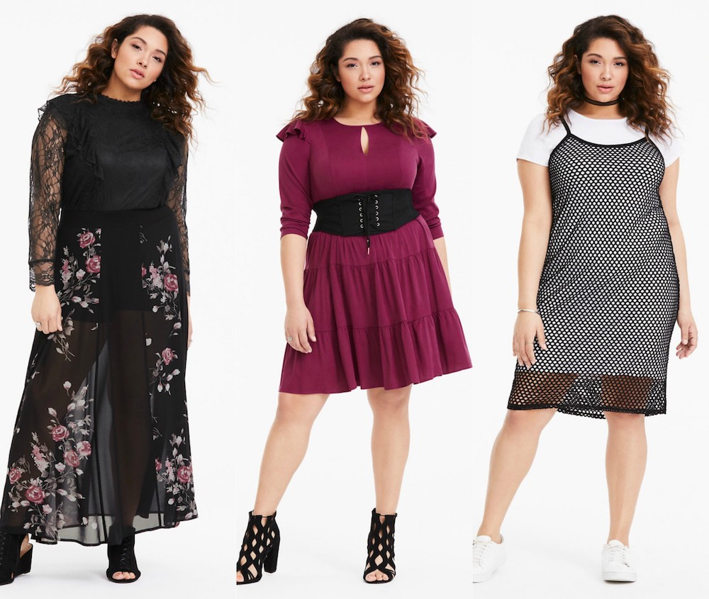 11 fashion pieces from Torrid's new collection that will make you feel like you're walking down the runway