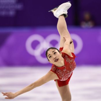 "Olympian Mirai Nagasu on having her period while figure skating: ""You just stick a tampon up there"""