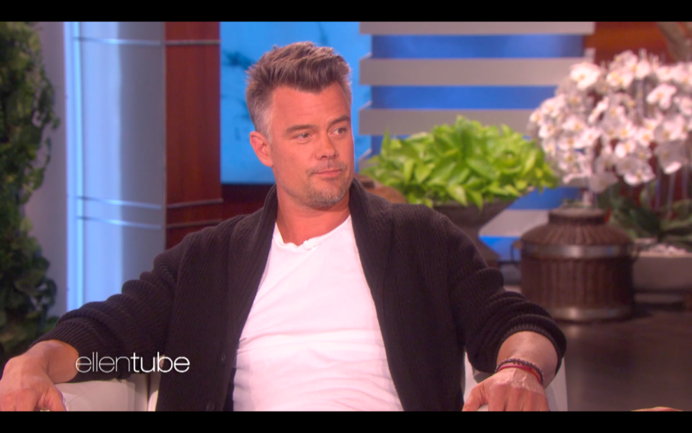 """Josh Duhamel defended Fergie's national anthem performance, calling her """"resilient as they come"""""""