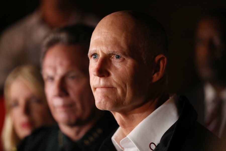 Florida's governor proposes raising the age limit for buying a firearm