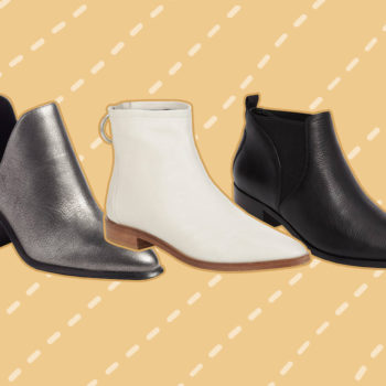 17 boots to buy from Nordstrom's Winter Sale, because they were made for walkin'
