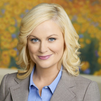 "An artist has created a perfect Leslie Knope badge to ""eff the NRA,"" and the ""Parks and Rec"" cast loves it"